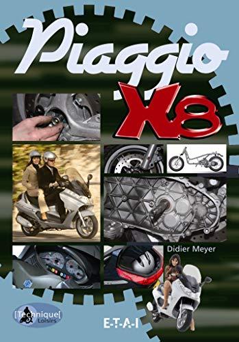 9782726886885: Le Piaggio X8