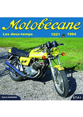 9782726886908: Motobécane : Les deux-temps 1921-1984