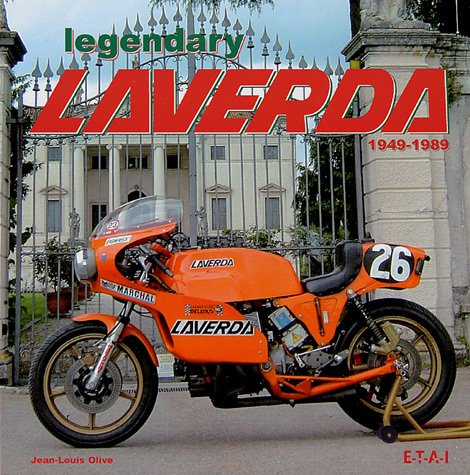9782726887028: Legendary Laverda : 1949-1989