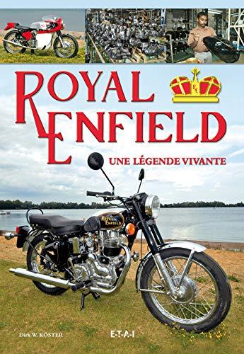 9782726887073: Royal Enfield : Une légende vivante