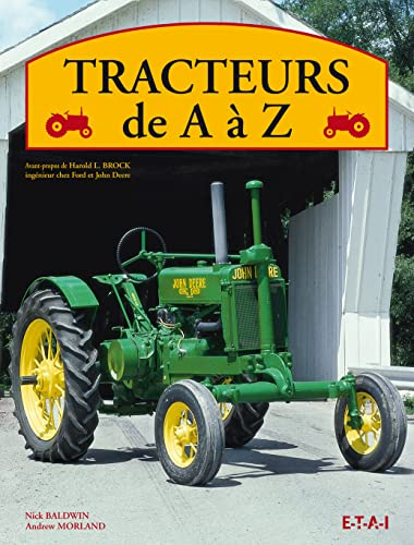 9782726887141: Tracteurs de A à Z