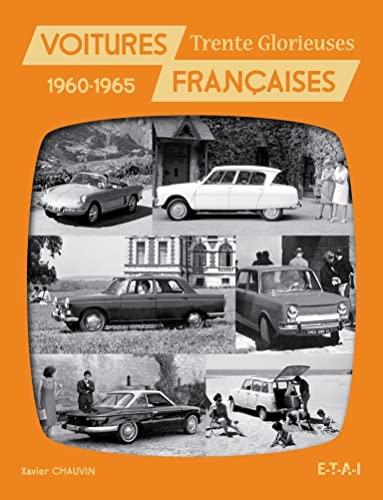 9782726887875: Voitures françaises : 1960-1965