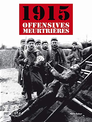 9782726889213: 1915, les offensives meurtri�res