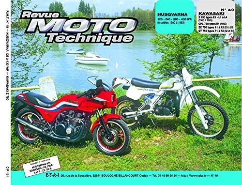 9782726890431: Revue Moto Technique, num�ro 49