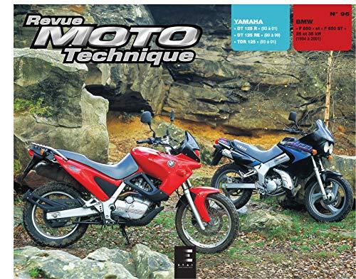 9782726891414: Revue Moto Technique, N° 96 : Etude technique et pratique des Yamaha