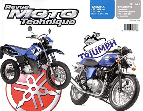 Rmt 141.1 Yamaha Dt125re & X/Triumph T.Types 790-865 (2726892426) by [???]