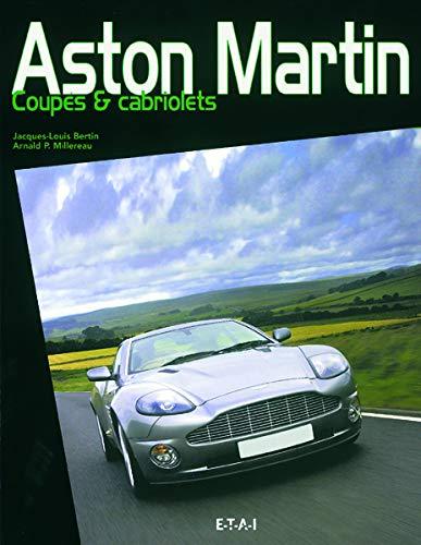 9782726893432: Aston Martin : Coupés et cabriolets