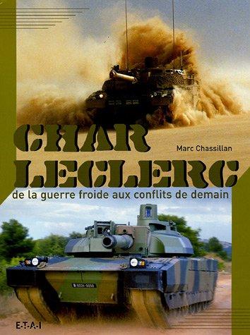 9782726894385: Char Leclerc : De la guerre froide aux conflits de demain