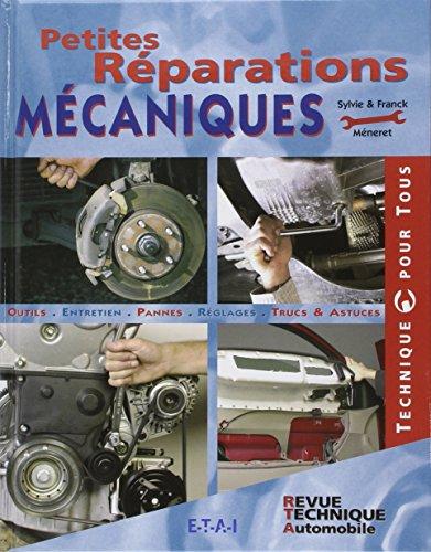 9782726894422: Petites réparations mécaniques