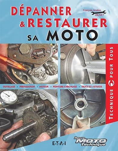 9782726894897: Depanner et Restaurer Sa Moto