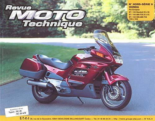 9782726895078: Rmt Hs 9.3 Honda St 1100 Pan European