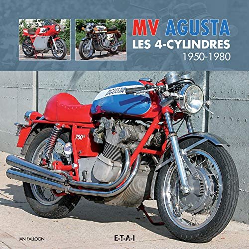9782726896303: MV Agusta 4 cylindres classiques 1950-1980