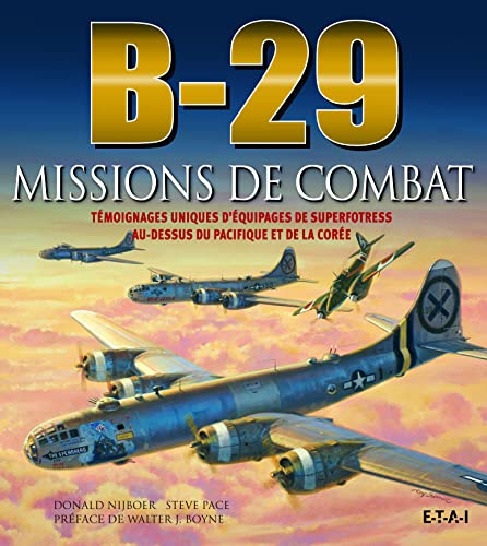 9782726896549: B-29 missions de combat