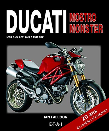 DUCATI MOSTRO MONSTER: FALLOON IAN