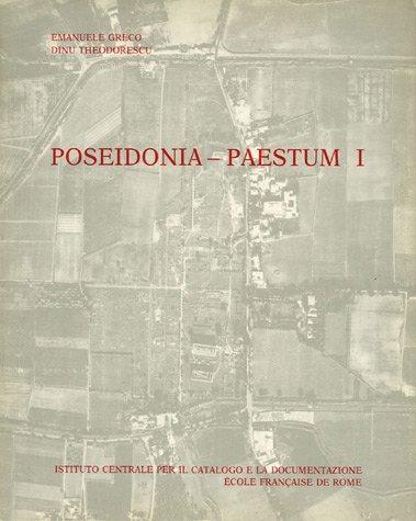 9782728304561: Poseidonia-Paestum : Tome 1, La