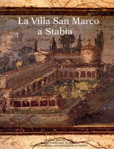 9782728306084: La villa San Marco a Stabia