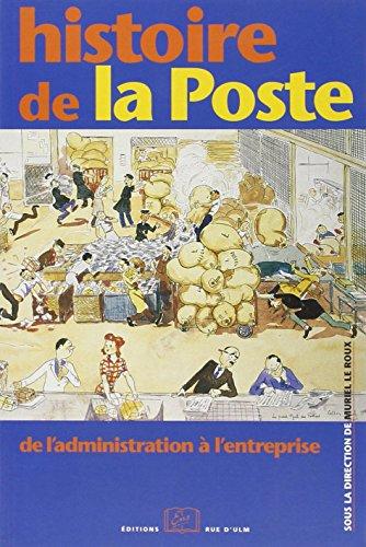 HISTOIRE DE LA POSTE: LEROUX
