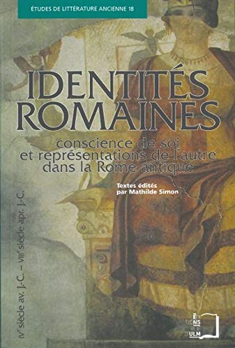 IDENTITES ROMAINES: SIMON MATHILDE