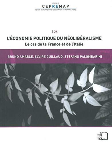 ECONOMIE POLITIQUE DU NEOLIBERALISME -L-: COLLECTIF