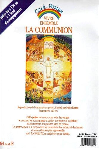 9782728906512: Cate poster vivre ensemble la communion