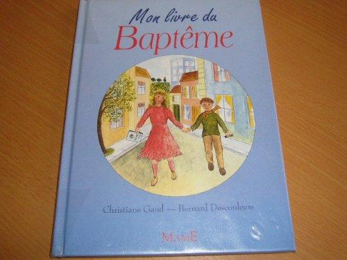 9782728907618: Mon livre du bapt�me