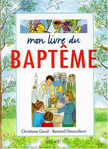9782728909247: Mon livre du bapt�me