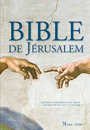 9782728912940: Bible de Jérusalem