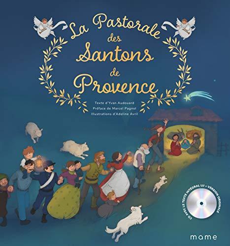 9782728913190: La pastorale des santons de Provence (1CD audio)