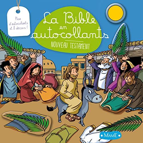 9782728915330: La Bible en autocollants