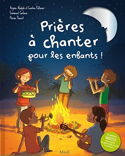 9782728915552: Prieres a Chanter pour les Enfants(+CD)