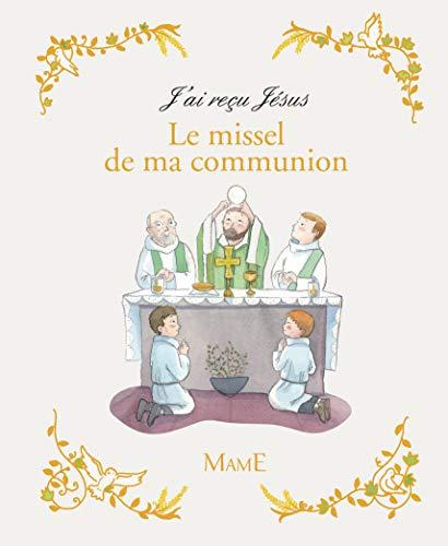 9782728919253: Le missel de ma communion