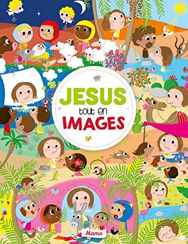 9782728920242: Jésus tout en images