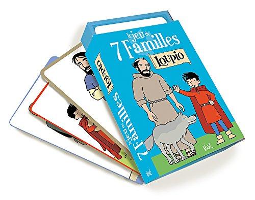 9782728920631: Le jeu de 7 familles Loupio