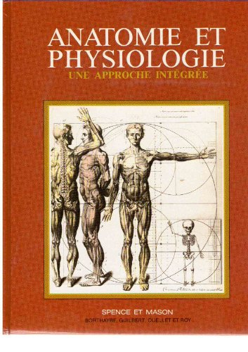 9782729007812: Anatomie et physiologie : une approche int�gr�e