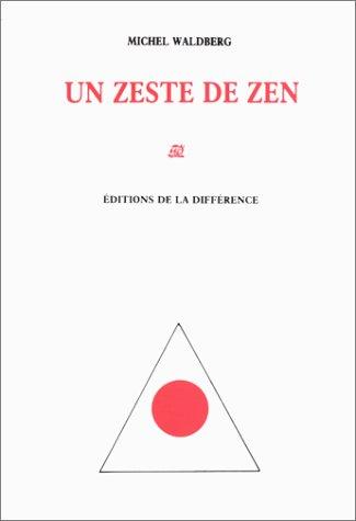 9782729101404: Un Zeste de zen