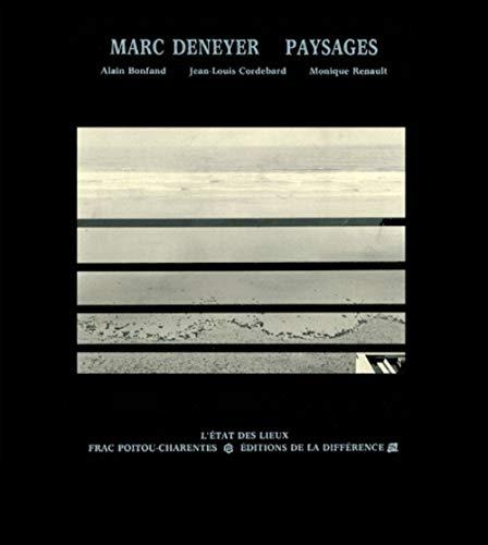 9782729101893: Marc Deneyer, paysages