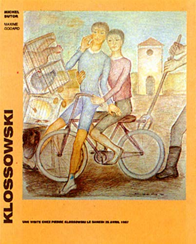 Une Visite chez Pierre Klossowski le samedi 25 avril 1987: BUTOR ( Michel ) [ Pierre Klossowski ]