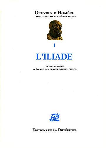 9782729104214: Homere: l'iliade 090597