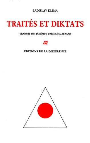 9782729104757: Traités et diktats