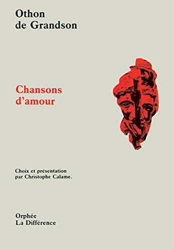 9782729106157: Chansons d'amour 100697