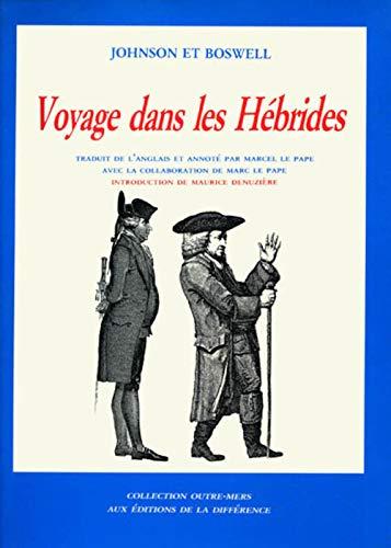 9782729106959: Voyage dans les Hébrides
