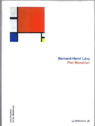 9782729107864: Piet Mondrian (Les Anciens et les modernes) (French Edition)