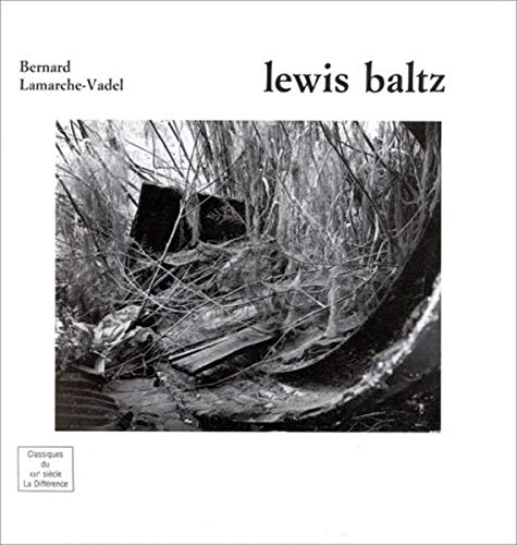 9782729109066: Lewis Baltz (Musee d'Art Moderne de la Ville de Paris)