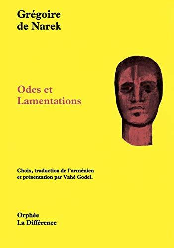 9782729111038: Odes et lamentations