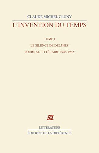 L'Invention du temps, tome 1 : Le: Cluny, Claude-Michel