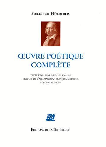 9782729115357: Oeuvre poétique complète (French Edition)