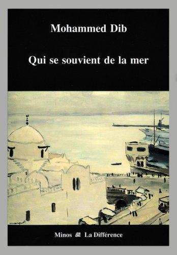 9782729116774: Qui se souvient de la mer (French Edition)