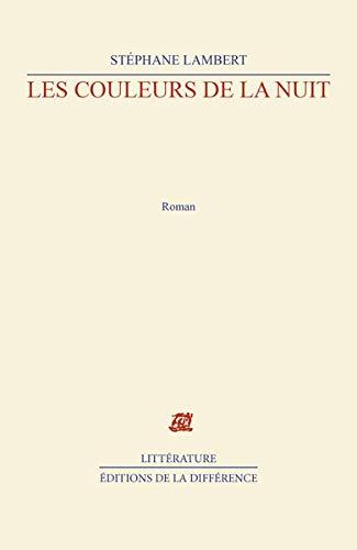 9782729118167: Les couleurs de la nuit (French Edition)