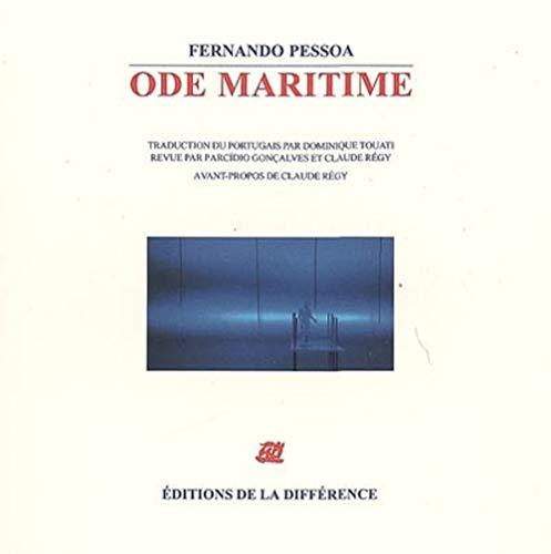 Ode maritime: Fernando Pessoa; Alvaro