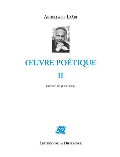 9782729118624: Oeuvre poétique : Volume 2